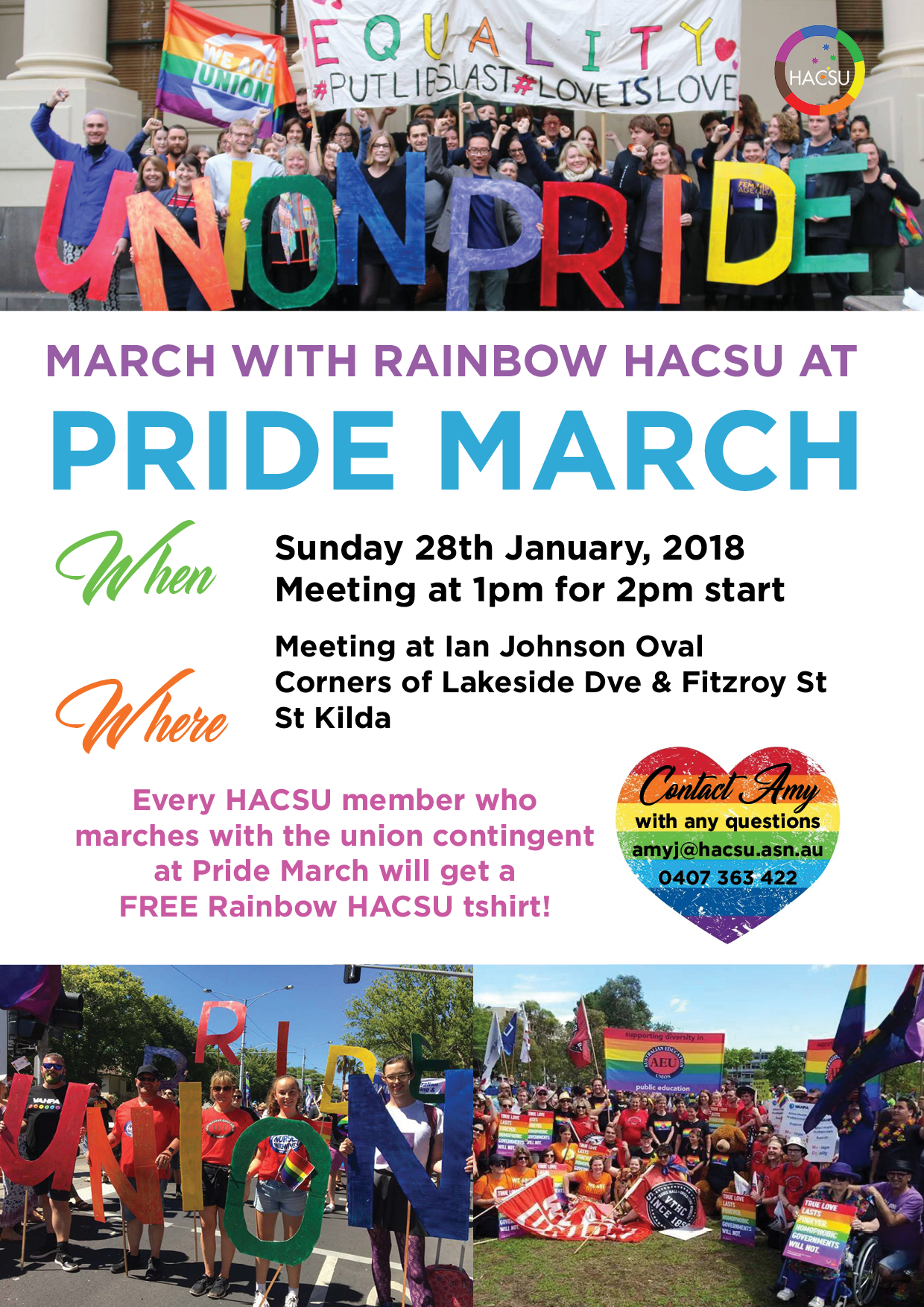 20180104 Pride march flyer
