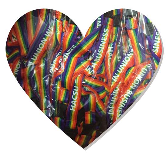 lanyard heart