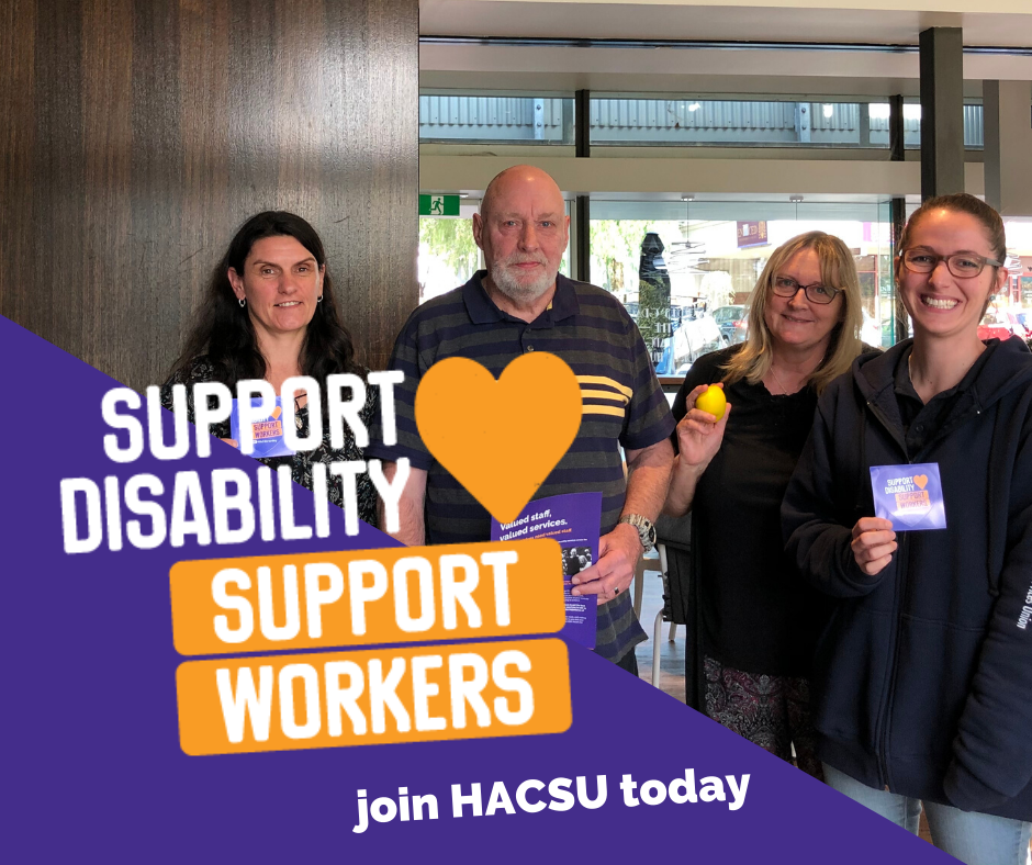 join HACSU today