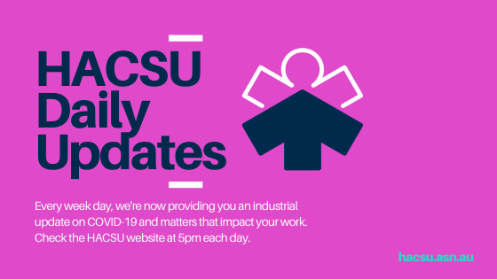 HACSU Daily Updates