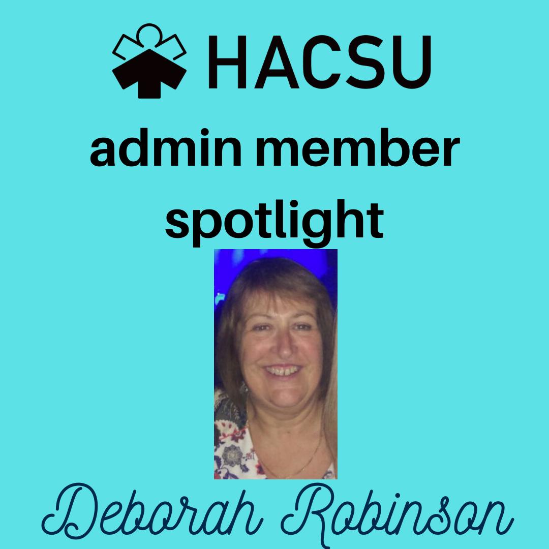member spotlight MU Deborah Robinson